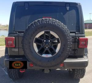 "HCP 4x4 Vehicles - 2018 JEEP JLU RUBICON READYLIFT 2.5"" SPACER LIFT KIT (BUILD#8645) - Image 7"
