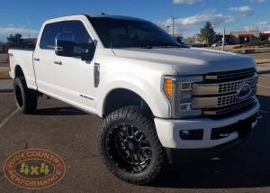 "FORD - FORD F250/F350 SUPER DUTY TRUCKS (2017+) - HCP 4x4 Vehicles - 2018 FORD F350 CARLI 2.5"" PINTOP SUSPENSION (BUILD#84902)"