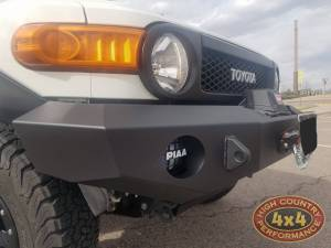 "HCP 4x4 Vehicles - 2013 TOYOTA FJ CRUISER TOYTEC BOSS 3"" LIFT W/ SPC UCA'S EXPEDITION ONE FRONT BUMPER(BUIILD#81359/76689) - Image 5"