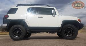 "HCP 4x4 Vehicles - 2013 TOYOTA FJ CRUISER TOYTEC BOSS 3"" LIFT W/ SPC UCA'S EXPEDITION ONE FRONT BUMPER(BUIILD#81359/76689) - Image 6"