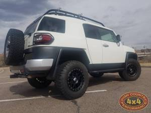 "HCP 4x4 Vehicles - 2013 TOYOTA FJ CRUISER TOYTEC BOSS 3"" LIFT W/ SPC UCA'S EXPEDITION ONE FRONT BUMPER(BUIILD#81359/76689) - Image 8"