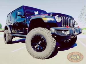 "HCP 4x4 Vehicles - 2018 JEEP JL RUBICON MOPAR 2"" SUSPENSION ON 35"" FALKEN TIRES (BUILD#87674) - Image 1"