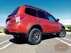 "HCP 4x4 Vehicles - 2010 SUBARU FORESTER ADF 2"" LIFT KIT (BUILD#86711) - Image 3"