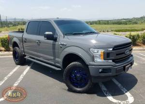 "HCP 4x4 Vehicles - 2018 FORD F150 HALO 3"" COILOVERS CUSTOM PAINTED MOTO METAL 20"" WHEELS (BUILD#85532) - Image 5"