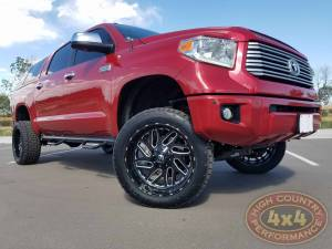 "HCP 4x4 Vehicles - 2014 TOYOTA TUNDRA READYLIFT 6"" SUSPENSION WITH BILSTEINS (BUILD#86599) - Image 2"