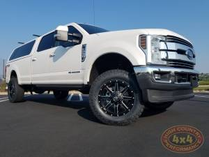 "HCP 4x4 Vehicles - 2018 FORD F250 CARLI 2.5"" LEVELING KIT WITH TRACK BAR ON 35"" TOYO A/TII TIRES (BUILD#86668) - Image 3"