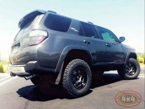 """HCP 4x4 Vehicles - 2018 TOYOTA 4RUNNER TOYTEC LIFTS 3"""" BOSS SUSUPENSION SPC UPPER ARMS ON 33"""" BFGS (BUILD#87517) - Image 4"""