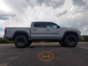 HCP 4x4 Vehicles - 2018 TOYOTA TACOMA FOX 2.5 COILOVERS WITH 2.0 REAR SHOCKS OME MED REAR LEAFS (BUILD#87214) - Image 3
