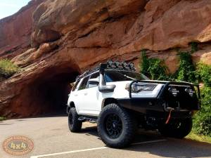 HCP 4x4 Vehicles - 2017 TOYOTA 4RUNNER ICON VEHICLE DYNAMICS STAGE 7 SUSPENSION GEARED WITH LOCKERS AND ARMORED (BUILD#84691) - Image 1