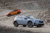 MAIN VEHICLE GALLERY - SUBARU - CROSSTREK XV 3RD GEN (2018-20019)