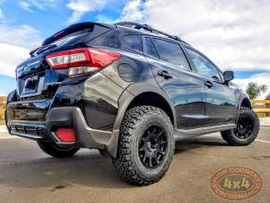 "SUBARU - CROSSTREK XV 3RD GEN (2018-20019) - HCP 4x4 Vehicles - 2019 SUBARU XV CROSSTREK READYLIFT 2"" SST LIFT KIT (BUILD#89075)"