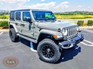 """HCP 4x4 Vehicles - 2018 JEEP JL ICON VEHICLE DYNAMICS 2.5"""" STAGE II SUSPENSION ON 35"""" TOYO A/TII TIRES (BUILD#87609) - Image 3"""