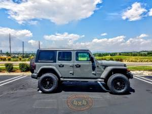 """HCP 4x4 Vehicles - 2018 JEEP JL ICON VEHICLE DYNAMICS 2.5"""" STAGE II SUSPENSION ON 35"""" TOYO A/TII TIRES (BUILD#87609) - Image 4"""