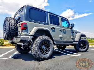 """HCP 4x4 Vehicles - 2018 JEEP JL ICON VEHICLE DYNAMICS 2.5"""" STAGE II SUSPENSION ON 35"""" TOYO A/TII TIRES (BUILD#87609) - Image 5"""