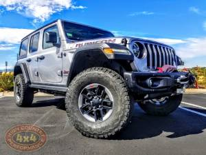 "HCP 4x4 Vehicles - 2018 JEEP JL MOPAR 2"" SUSPENSION ROCKHARD ALUMINUM SKID PLATES (BUILD#88636) - Image 1"