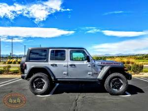 "HCP 4x4 Vehicles - 2018 JEEP JL MOPAR 2"" SUSPENSION ROCKHARD ALUMINUM SKID PLATES (BUILD#88636) - Image 3"