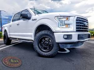 "HCP 4x4 Vehicles - 2016 FORD F150 ZONE 2"" LEVELING KIT WITH XD WHEELS (BUILD#87882) - Image 2"