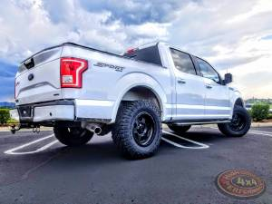 "HCP 4x4 Vehicles - 2016 FORD F150 ZONE 2"" LEVELING KIT WITH XD WHEELS (BUILD#87882) - Image 4"