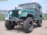 Jeep CJ Cover