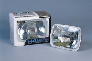 "Lighting - Fog/Driving Lights - IPF H4 Headlight 8"" X 5.5"""