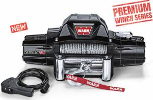 Recovery  - Winches - WARN - WARN Zeon 10 w/ Steel Cable
