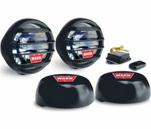 "Lighting - Fog/Driving Lights - WARN - WARN 82420 6.5"" Wireless Driving Light Kit"