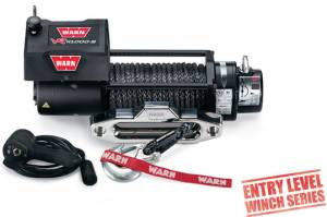 WARN VR10000 w/ Spydura Winch Rope
