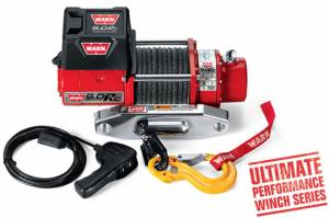Recovery  - Winches - WARN - WARN 9.0Rc