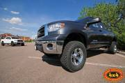 """2012 Tundras 4.5"""" BDS Lift Cover"""