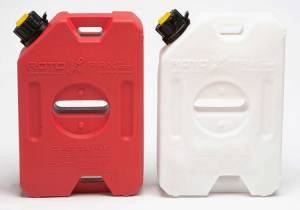 Accessories - Rotopax Fuel and Water Containers - RotoPax 1 Gallon Gas Container/ 1 Gallon Water Container